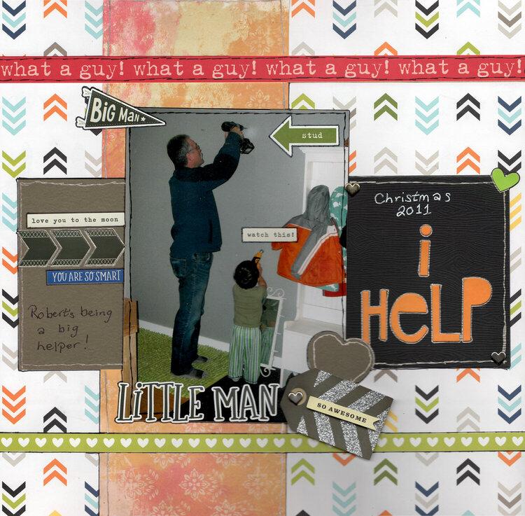 I Help - All Boy