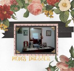 Mom's Dresser