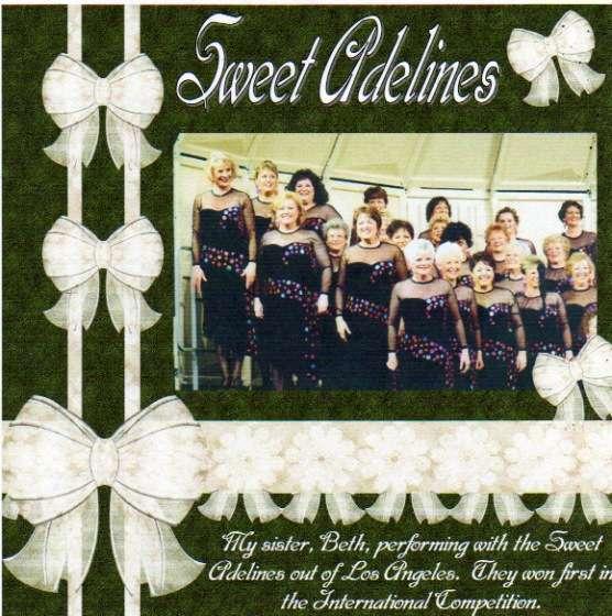Sweet Adelines