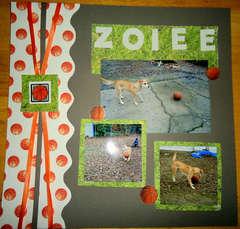 Zoiee - Basketball Star