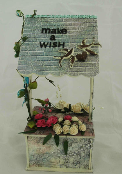 Wishing Well Money Box