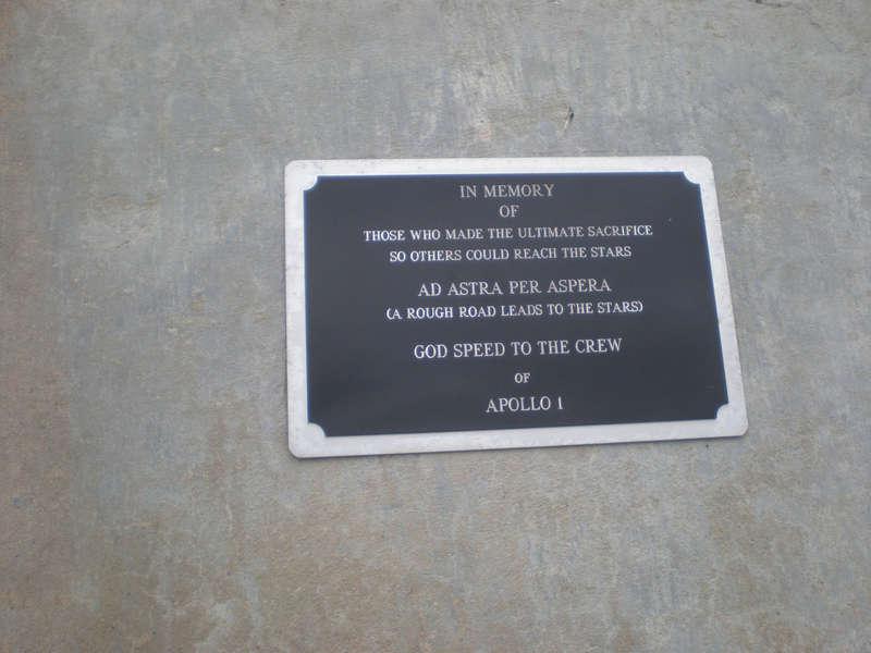 Bruce Willis' plaque