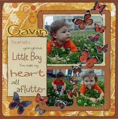 Heart Aflutter