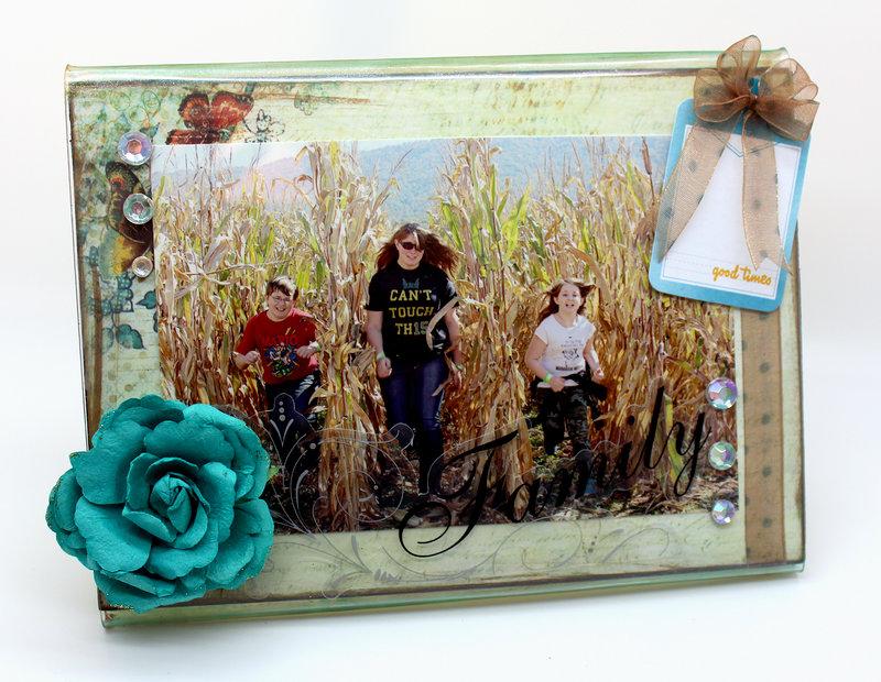 Family Acrylic Frame
