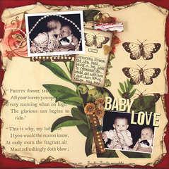 Baby Love **TallyScrapper**