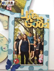 This is Us *NEW* Birch Frame from Clear Scraps