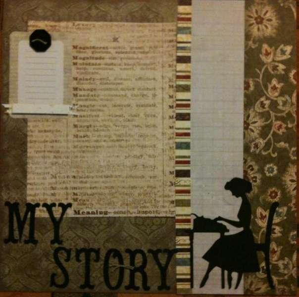 My Story (girl)