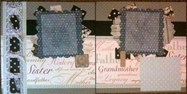 Grandmother layout set by READYMADE