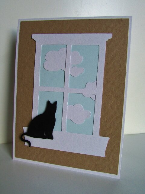 Thank You Card (blank)