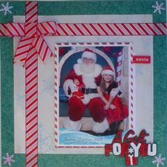 A Gift For You layout