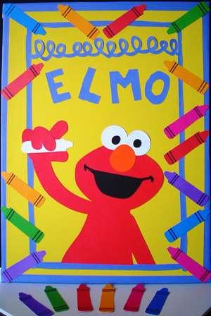 Elmo's Party Game