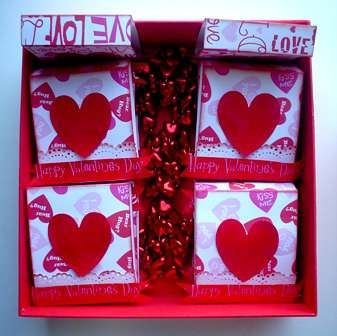 Matchbook Valentines