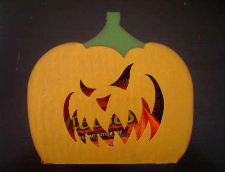 Pumpkin Treat Box/Luminary