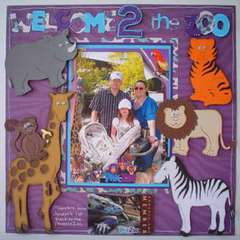 Welcome 2 the Zoo layout