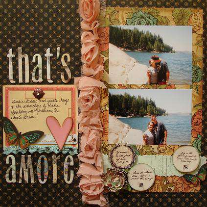 That's Amore - TallyScrapper Oct Kit