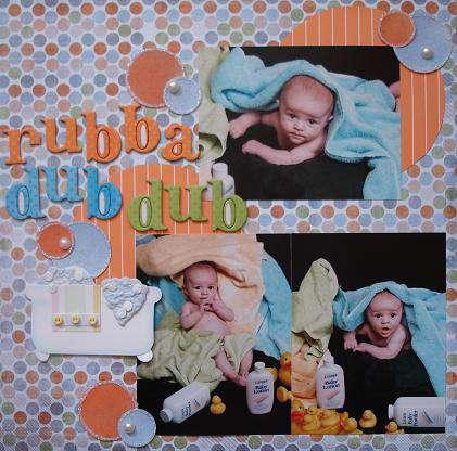 Rubba Dub Dub - Scrappy Jo's