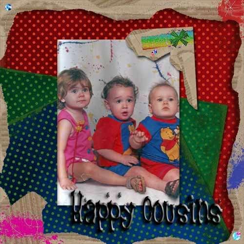 Happy Cousins