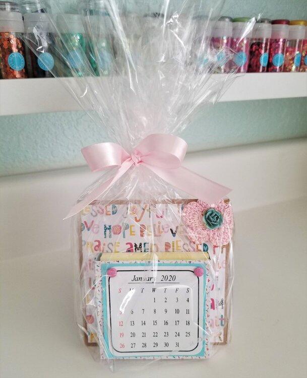 2020 Calendar gift
