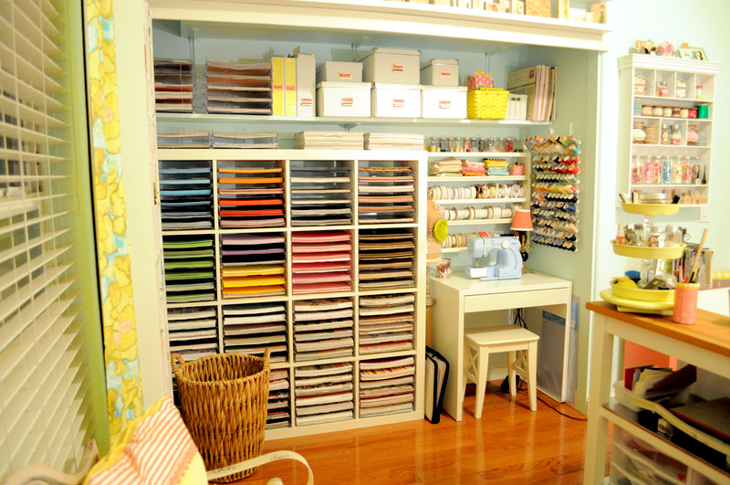 12 by 12 paper organization