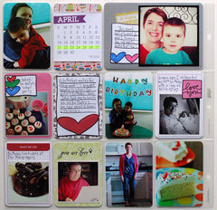 Project Life Week 17