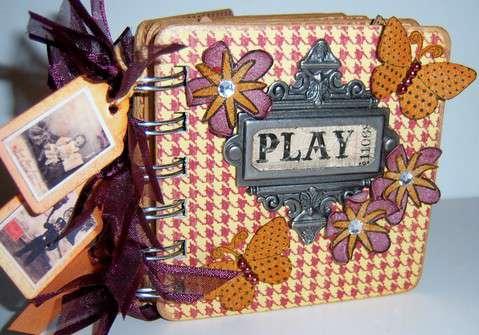 """""""Play"""" Mini Book"""