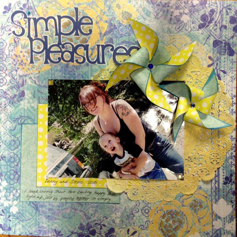 Simple Pleasures NSD