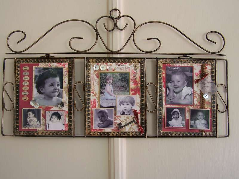 AFTER - altered picture frame