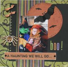A haunting we will go... - Rusty Pickle DT creation