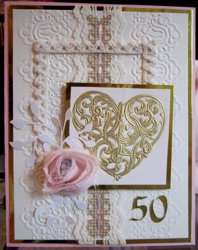Received - 50th Wedding Anniversary
