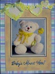 Baby - Bear & Rattle