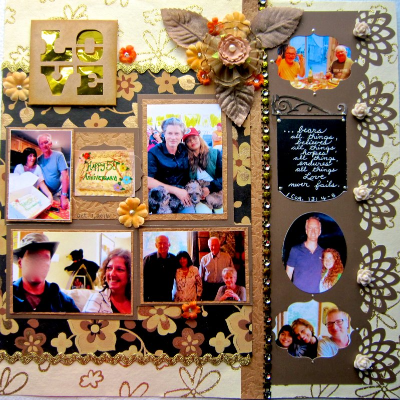 Love - 50th Celebrations (Pg. 1)
