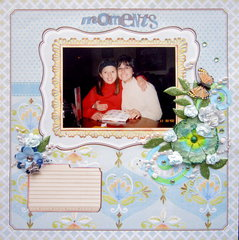 Moments - for Christi