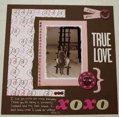 True Love XOXO