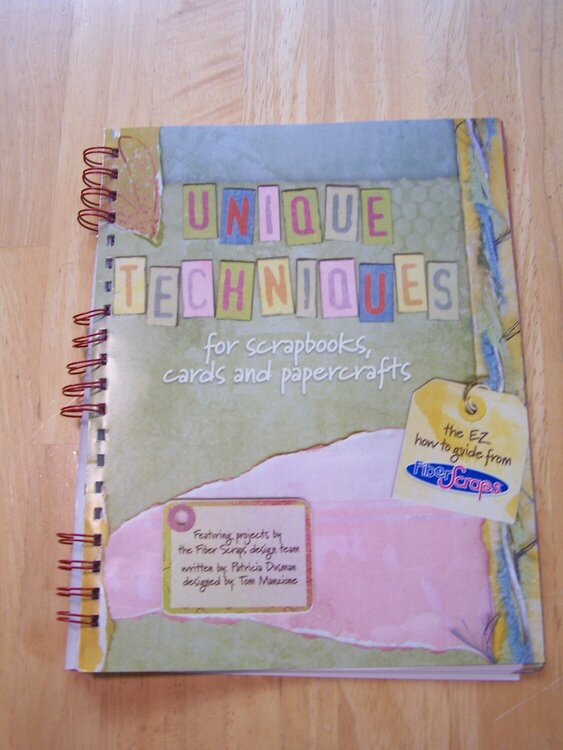 Bound idea book