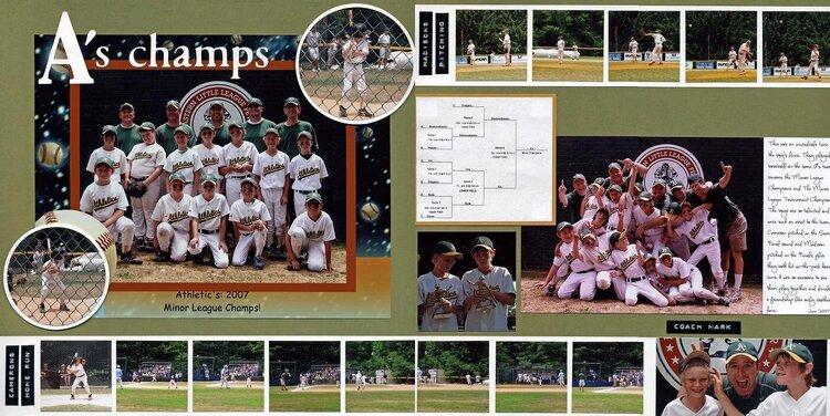 Baseball Champs
