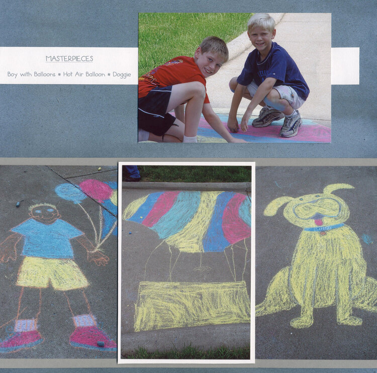 Chalk the Walk Page 2