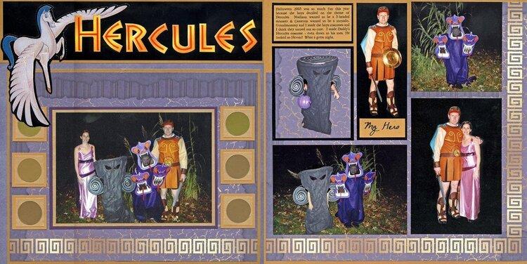 Hercules Halloween