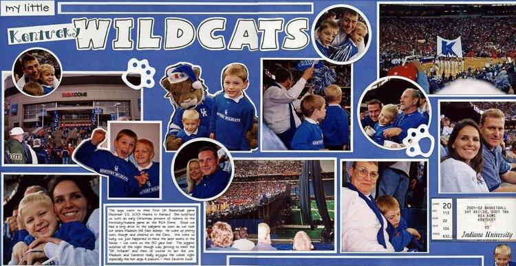 Little Kentucky Wildcats