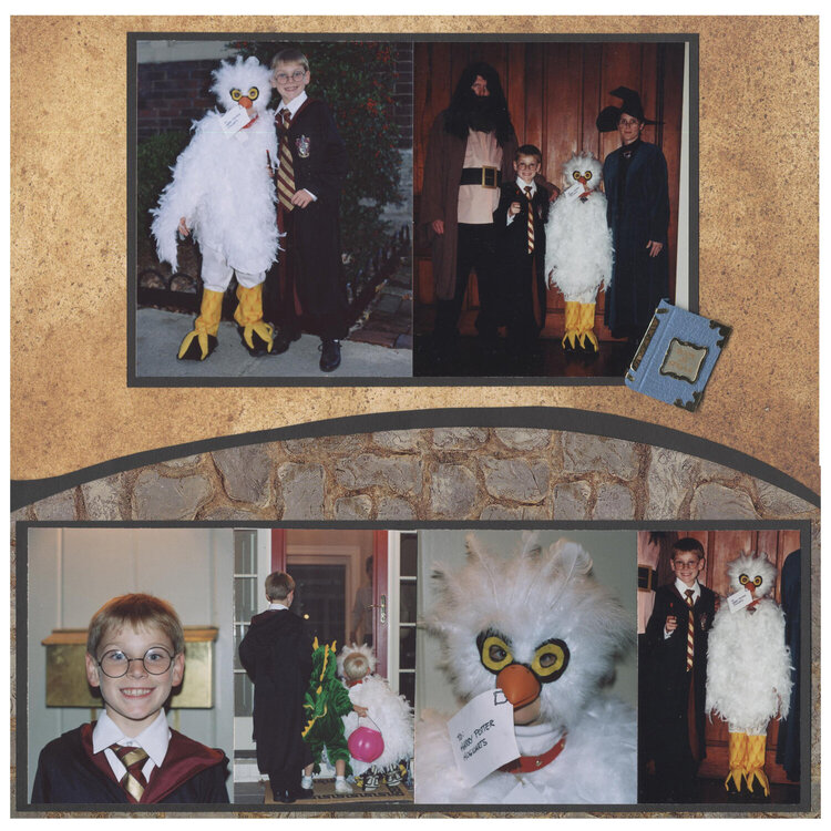 Harry Potter Halloween Page 2