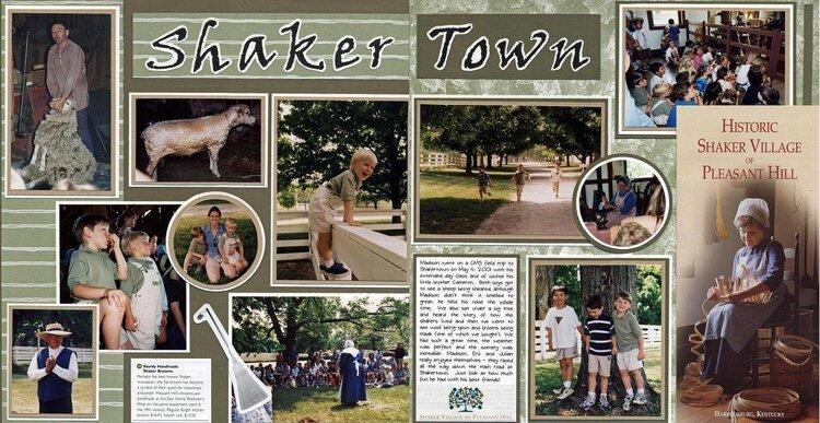 Shaker Town