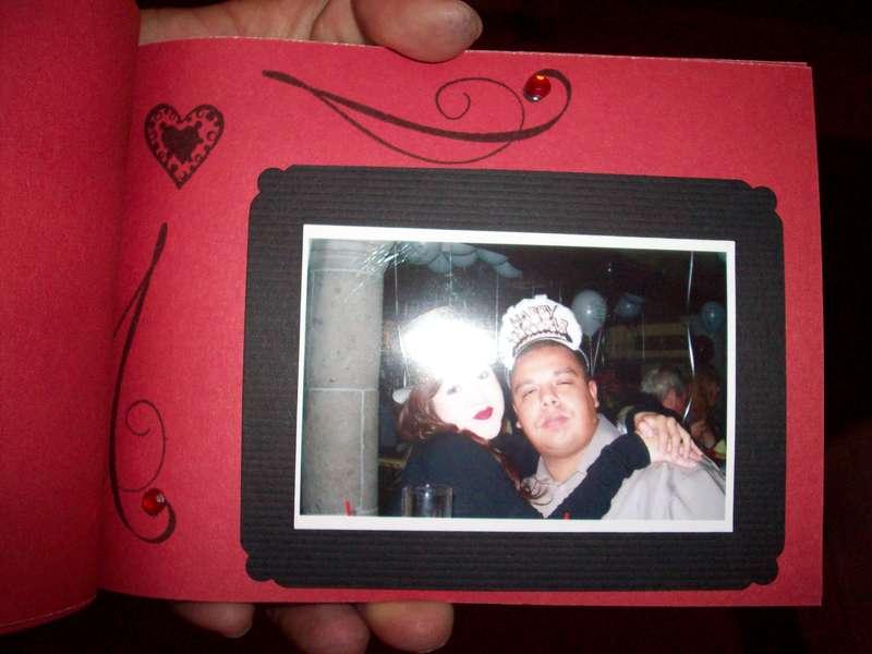 Valentine's Day Photo Album