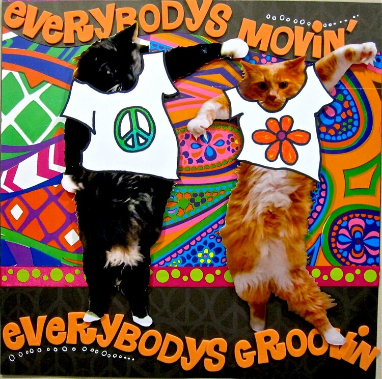 Everybody's Groovin (Scrapping The Music)