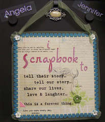 My Scrapbooking Mission Statement