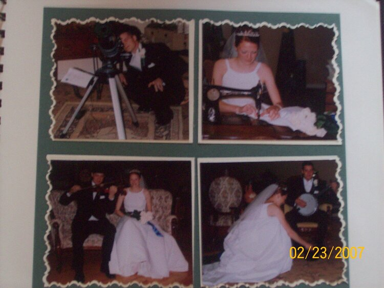 favorite wedding pics