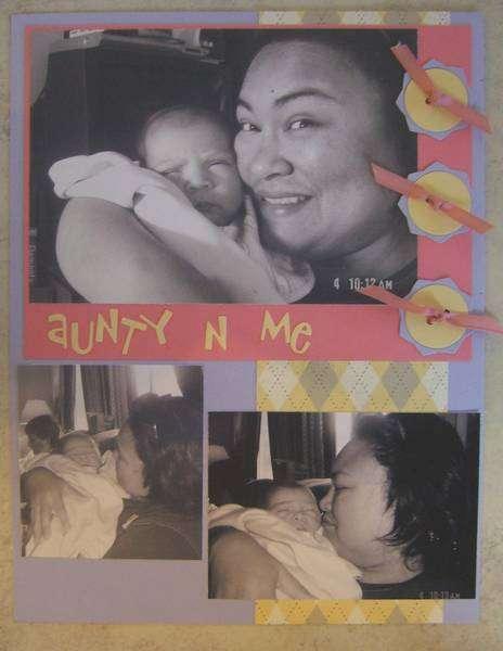 Aunty n' Me