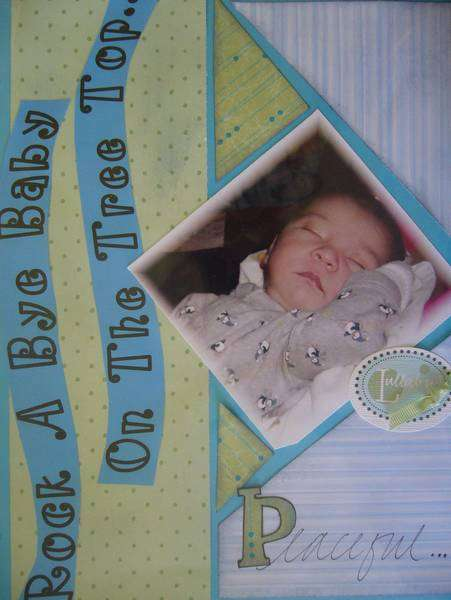 Baby at Peace