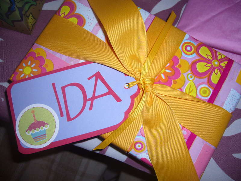 Gift Tag To SIL