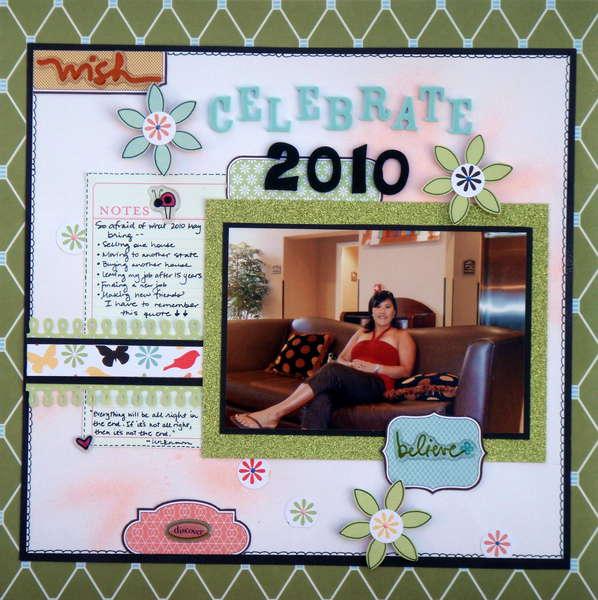 Celebrate 2010