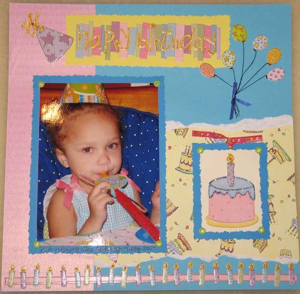 Beautiful Birthday Girl :)