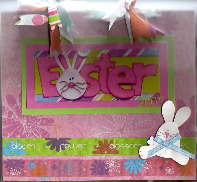Easter gift book